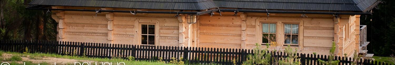 Realizacje domów z bali