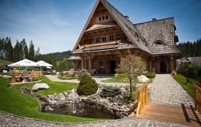 Karczma z bala i dom weselny Tatrzański Bór